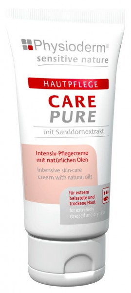 CARE_PURE_50ml_Tube_13810004